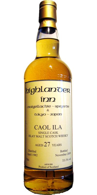 Caol Ila 1982 HI