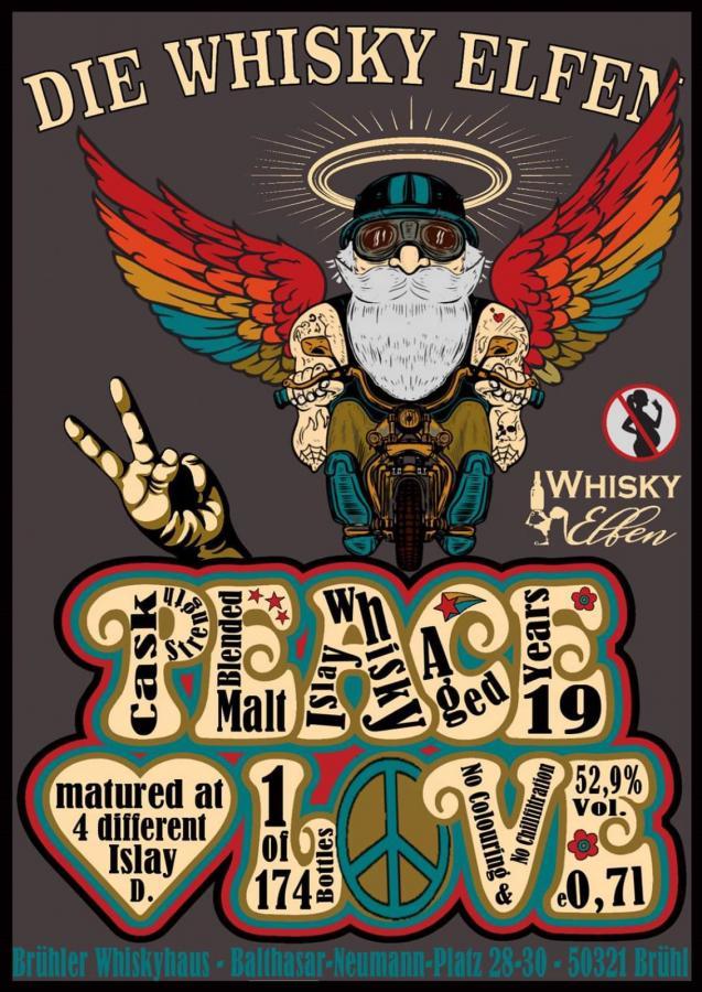 Blended Malt Whisky 19-year-old BW