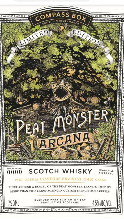 The Peat Monster 5th Edition CB