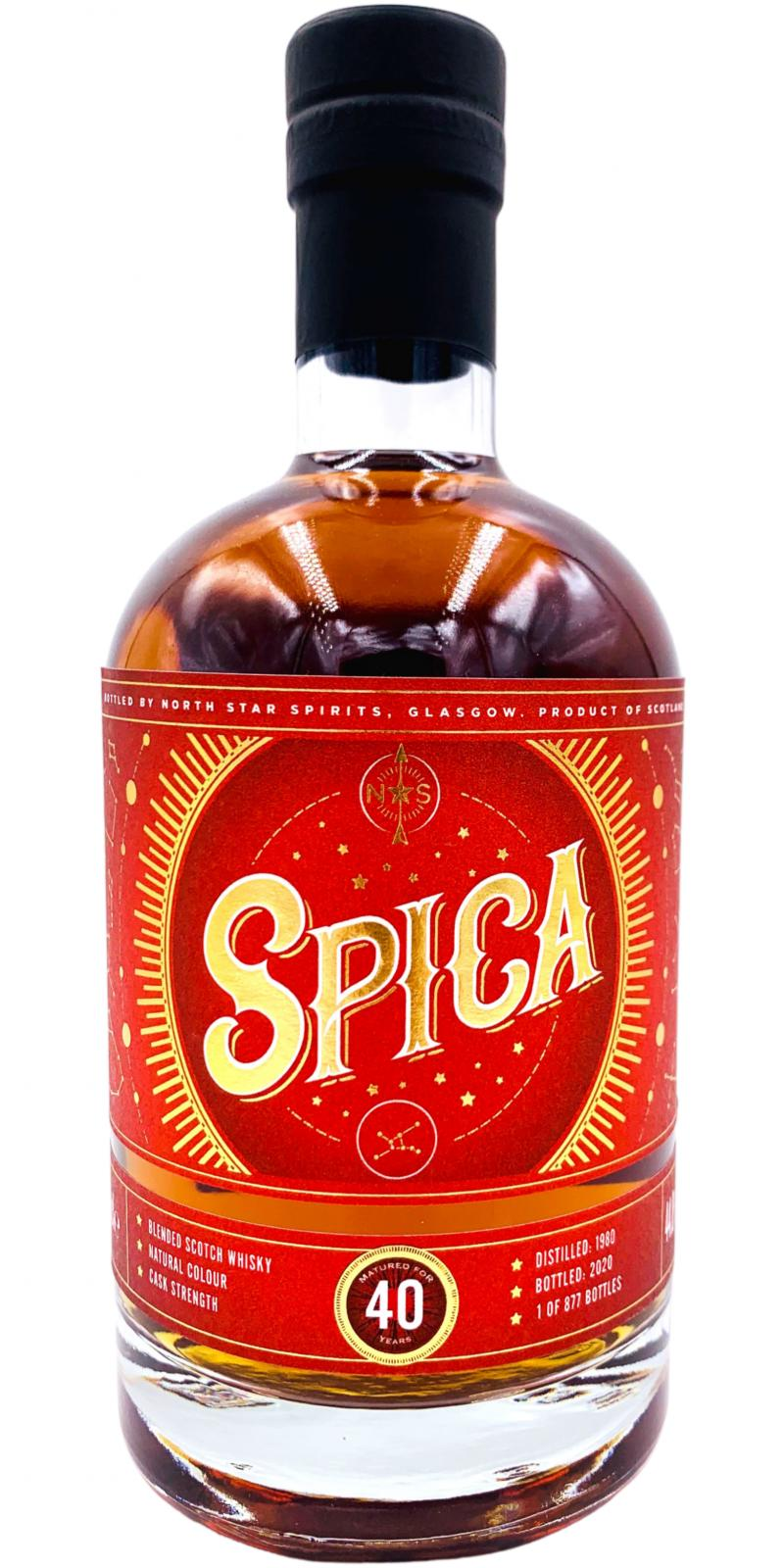 Spica 1980 NSS - Limited Edition No. 3