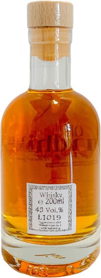 Old Sandhill Oloroso Sherry
