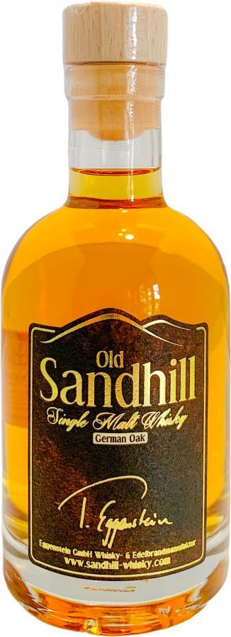 Old Sandhill German Oak