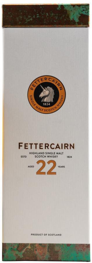 Fettercairn 22-year-old