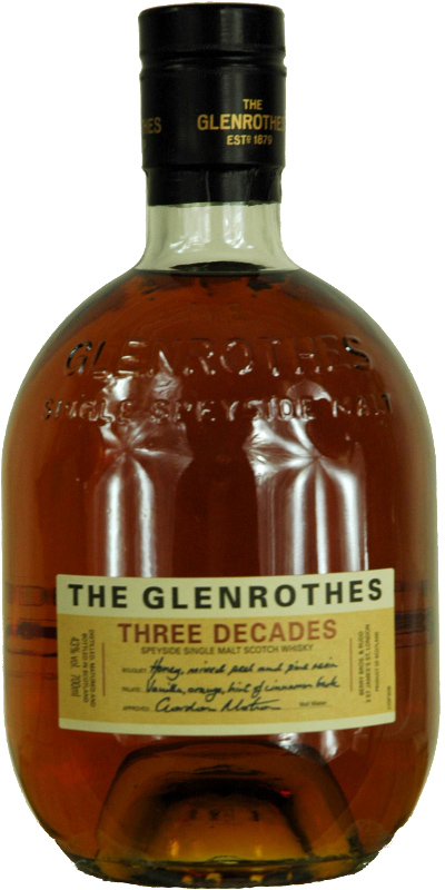 Glenrothes Three Decades
