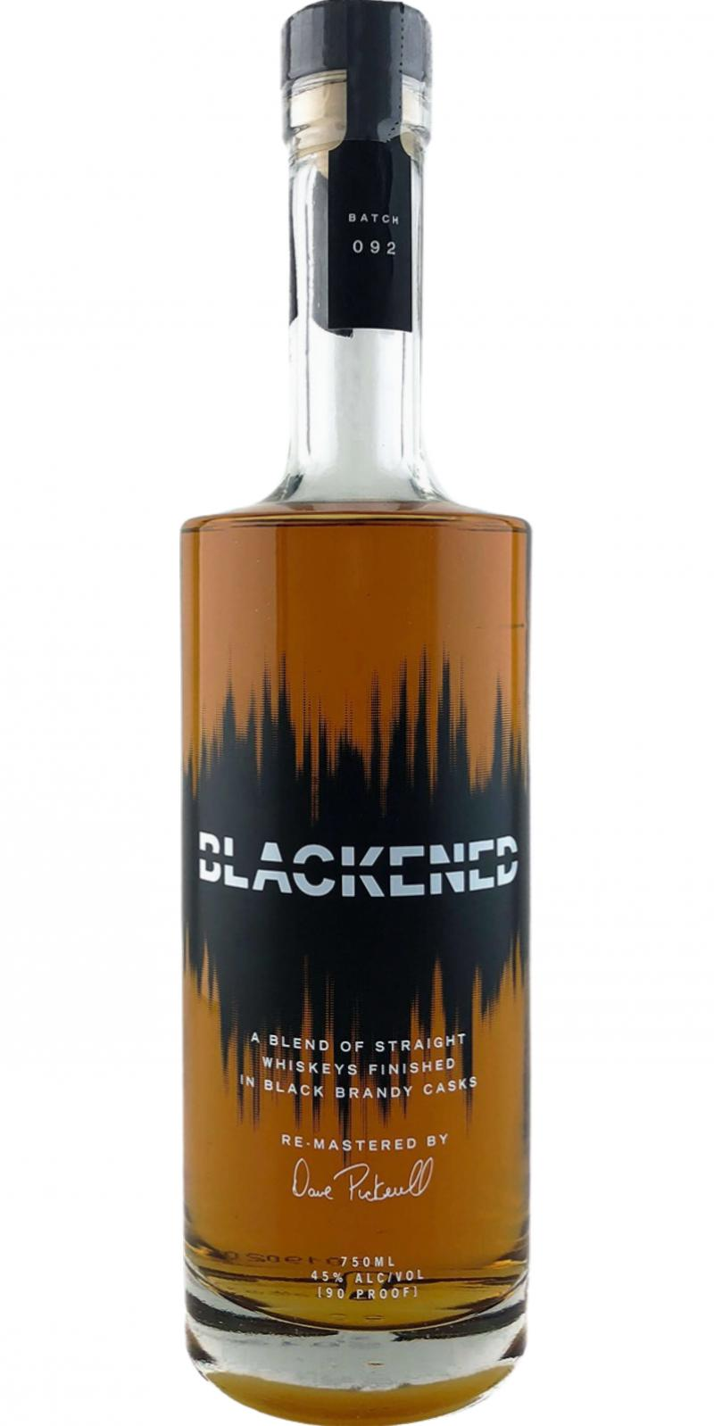 Blackened Batch 092