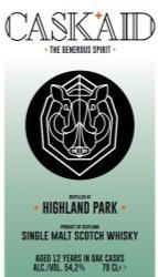 Highland Park 2007 CsA