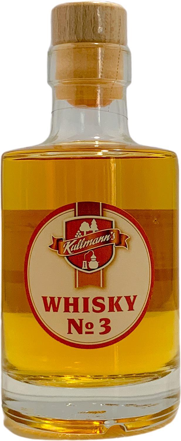 Kullmann's Whisky No. 3