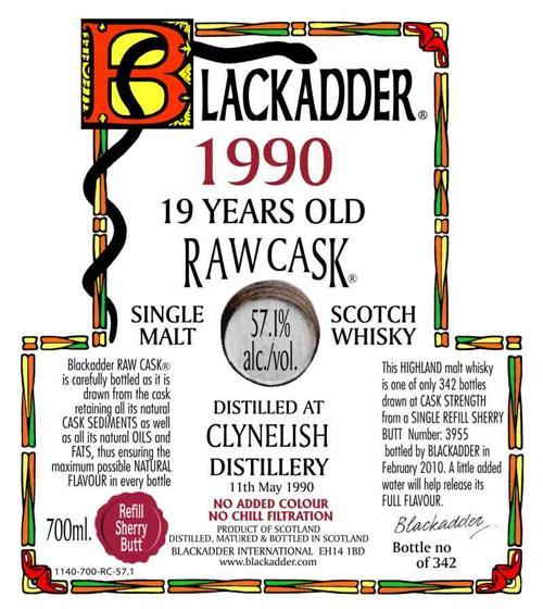 Clynelish 1990 BA