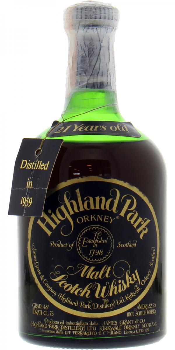 Highland Park 1959