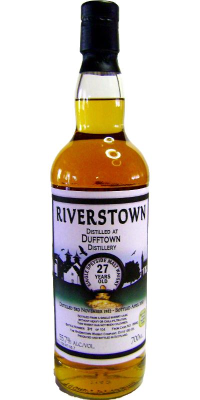 Dufftown 1982 RT
