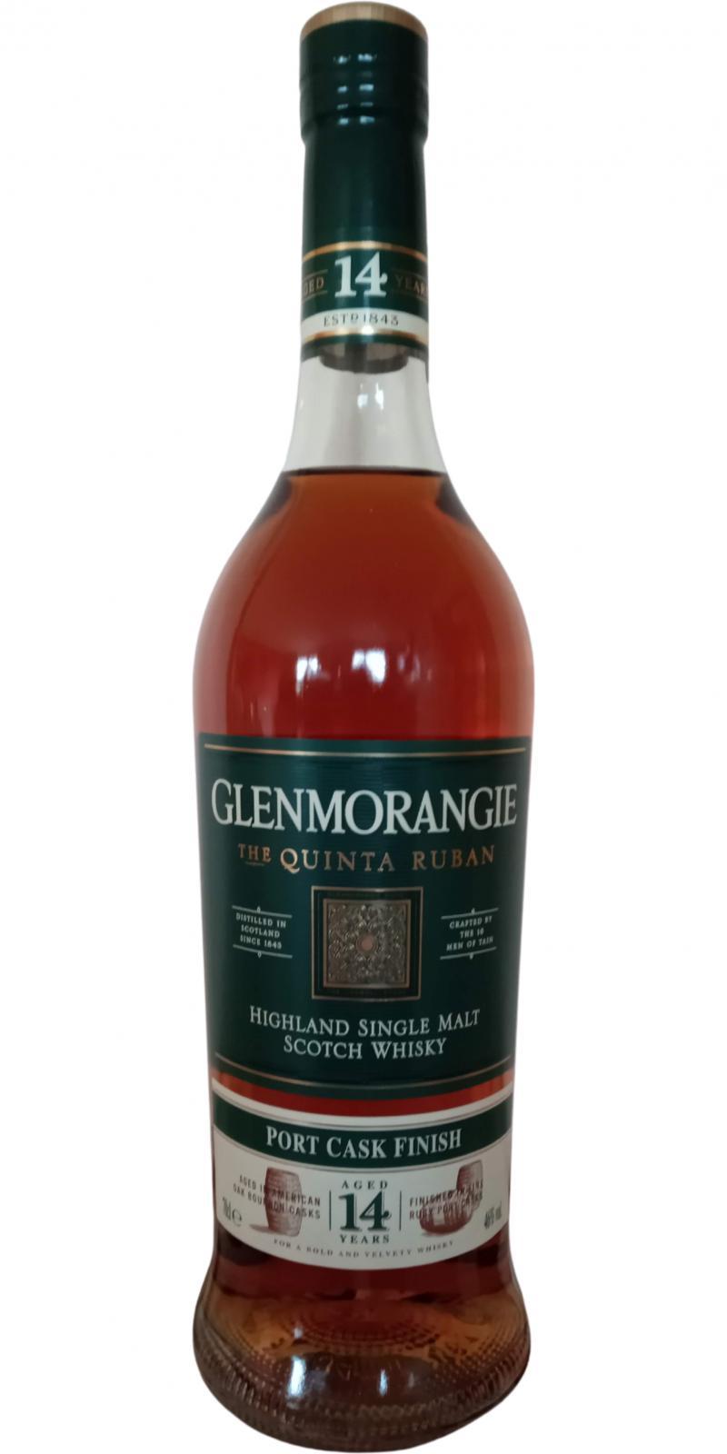 Glenmorangie 14-year-old