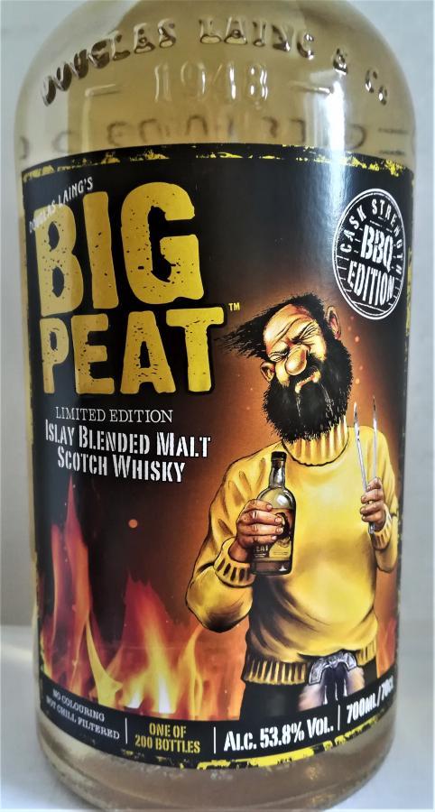 Big Peat The BBQ Edition DL