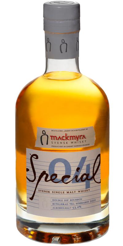 Mackmyra Special 04