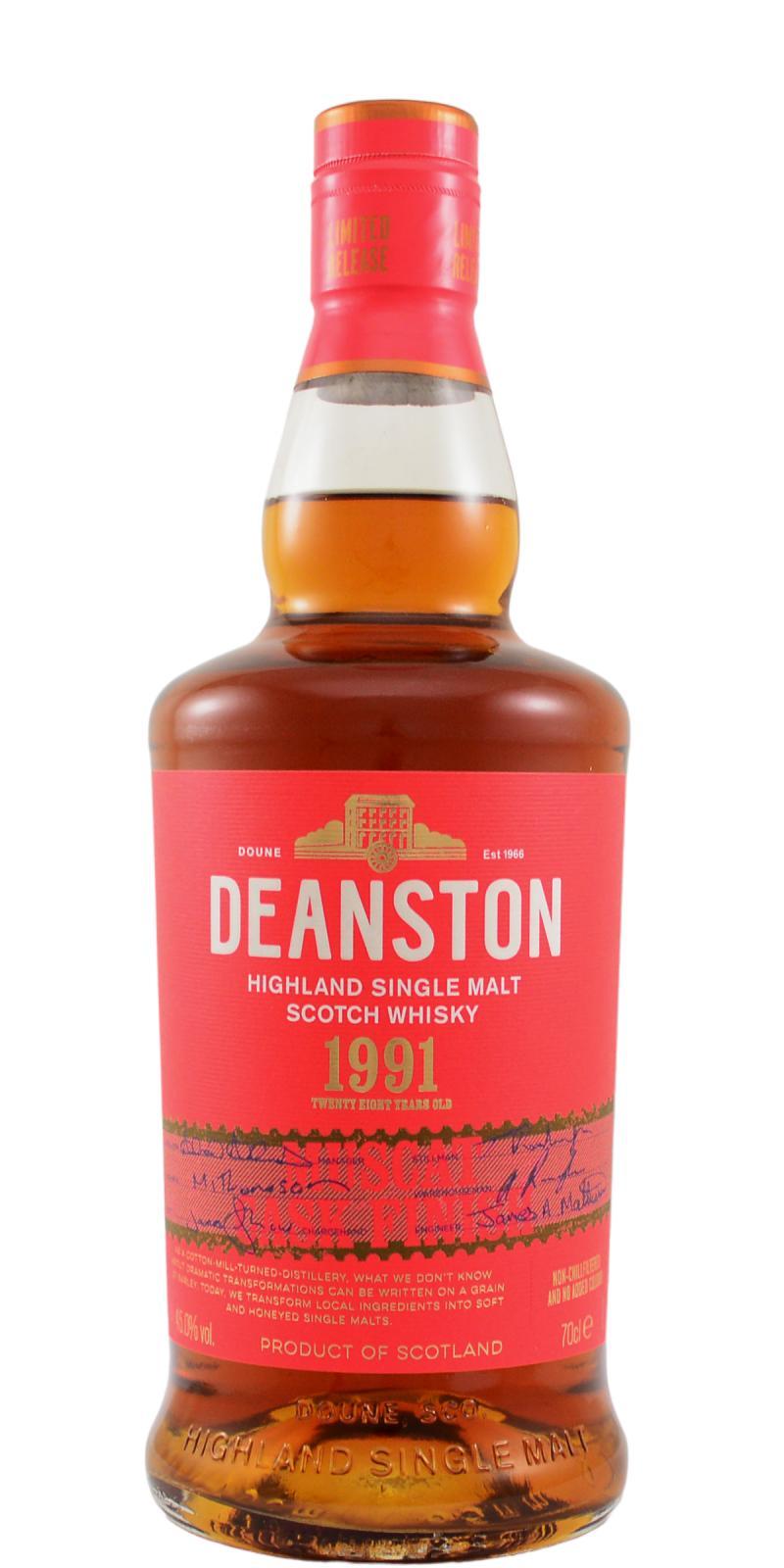 Deanston 1991