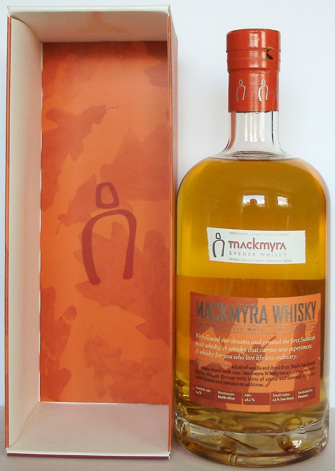 Mackmyra The First Edition