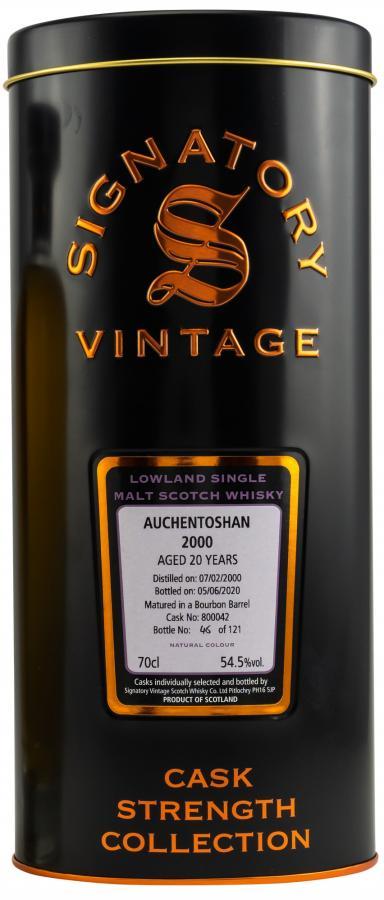 Auchentoshan 2000 SV