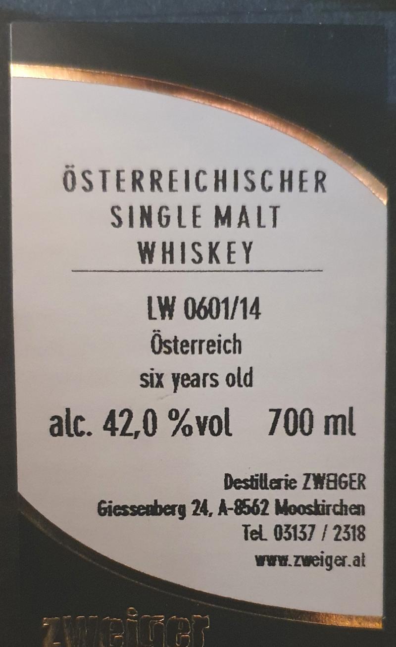 Zweiger 2014