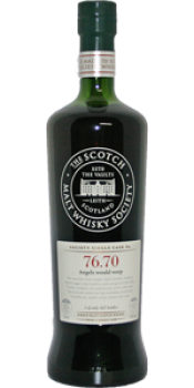 Mortlach 1994 SMWS 76.70