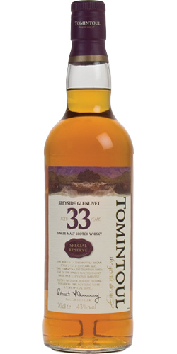 Tomintoul 33-year-old