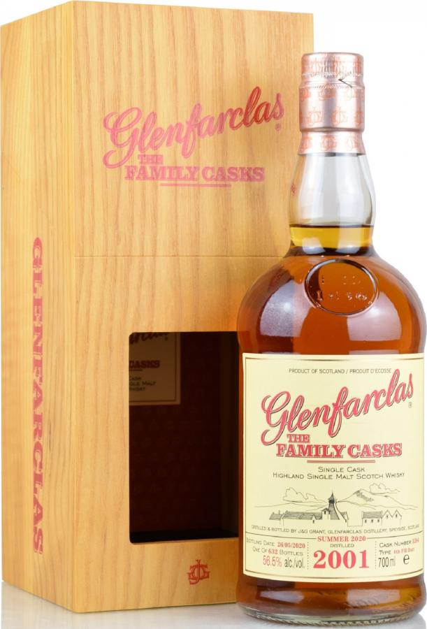 Glenfarclas 2001