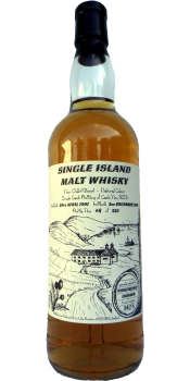 Single Island Malt 1991 IM