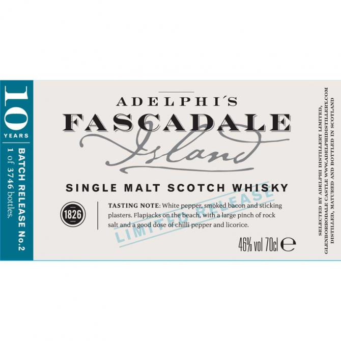 Fascadale Release No. 2 AD