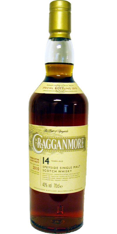 Cragganmore 14-year-old