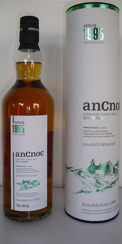 An Cnoc 1995
