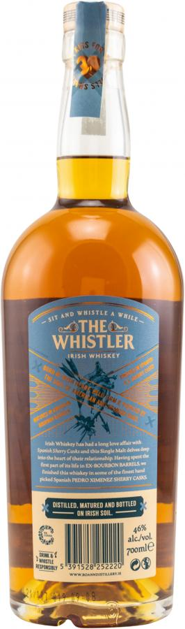 The Whistler P.X. I Love You BoD