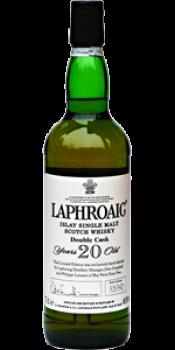 Laphroaig 20-year-old Double Cask