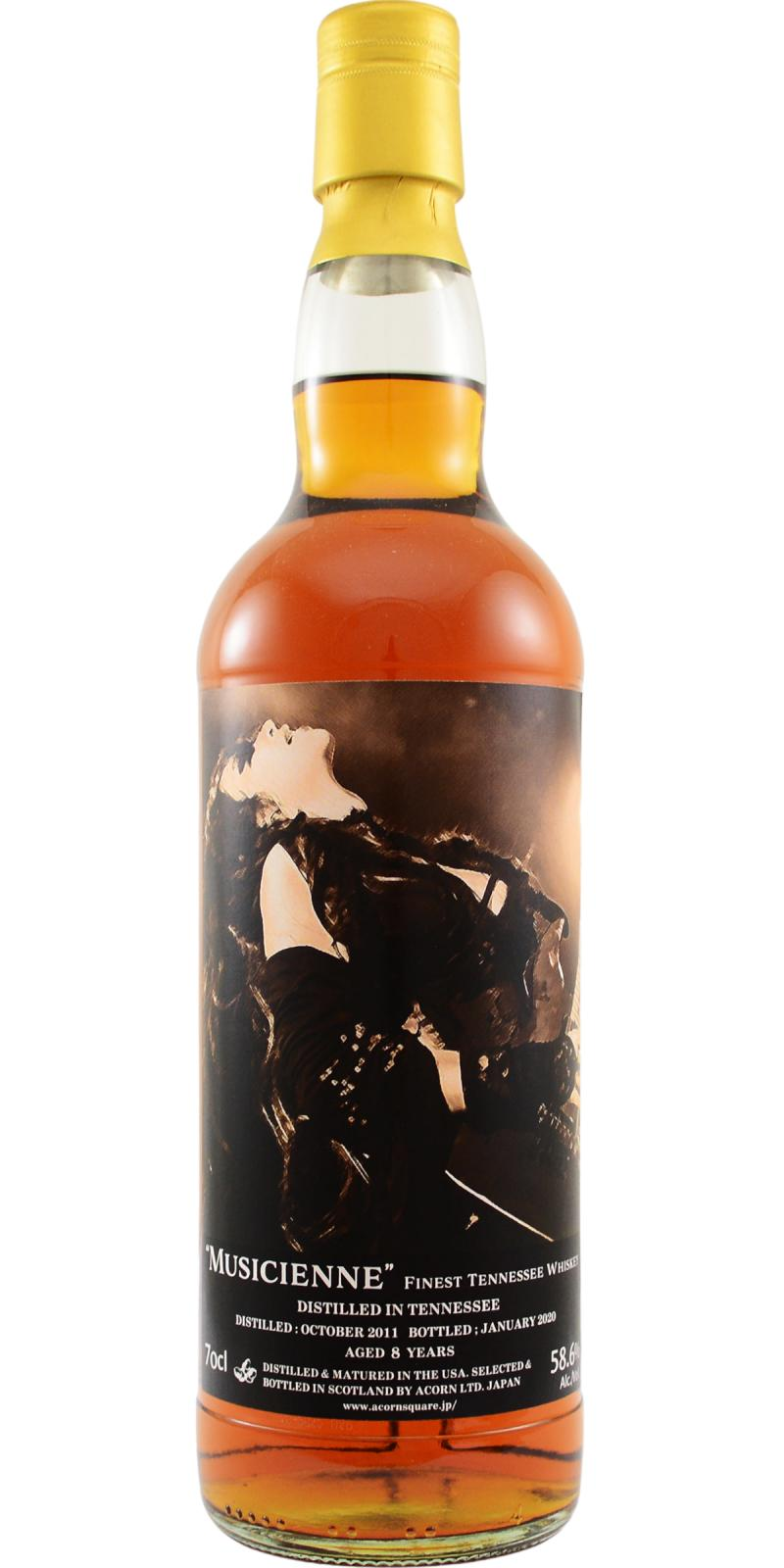 Tennessee Whiskey 2011 Ac