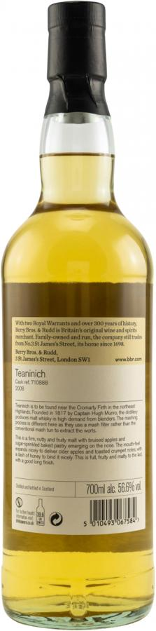 Teaninich 2008 BR