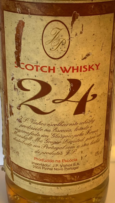 24 Scotch Whisky