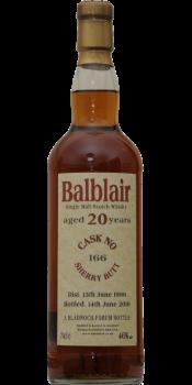 Balblair 1990 BF