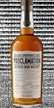 Proclamation Blended Irish Whiskey ITUT