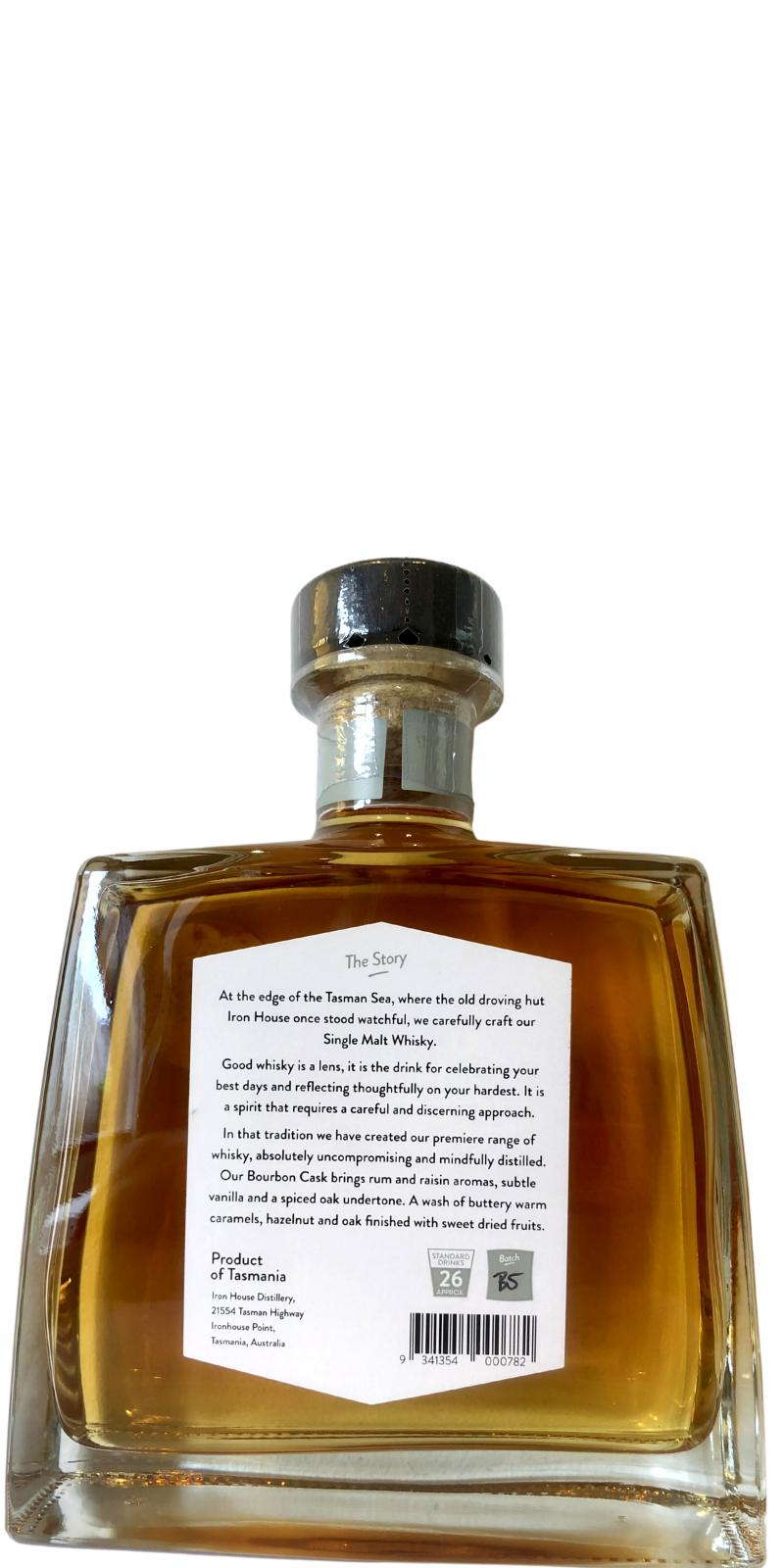 Tasman Whisky 2015