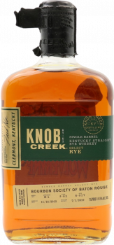 Knob Creek Single Barrel Select