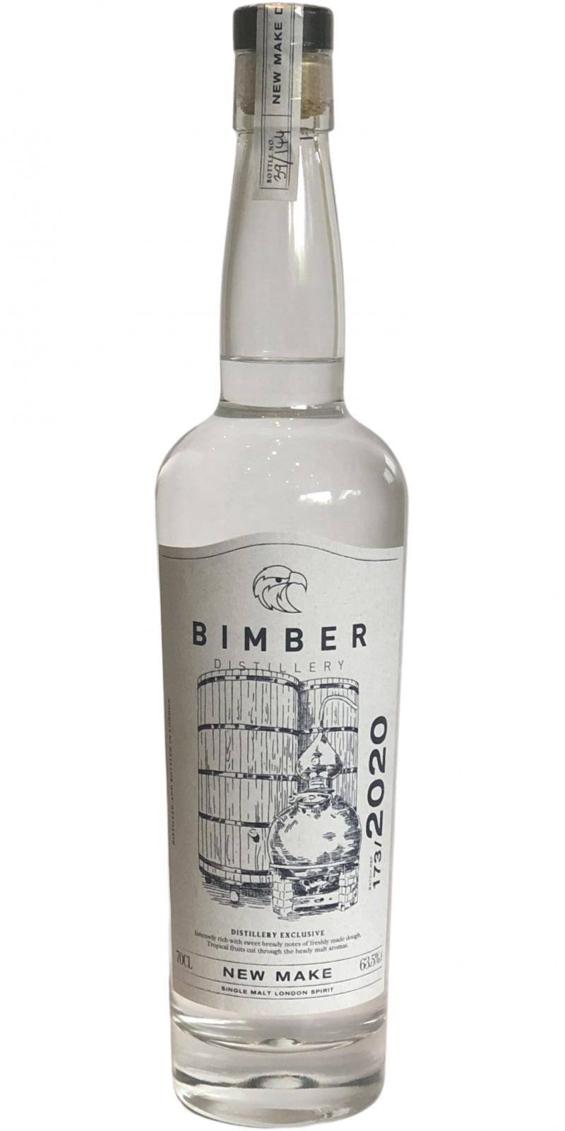 Bimber 2020 - New Make