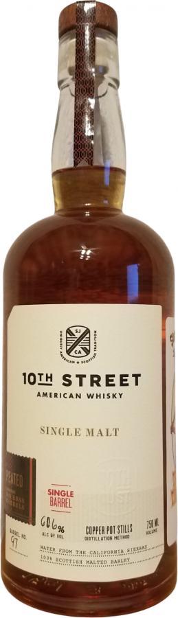10th Street Single Cask