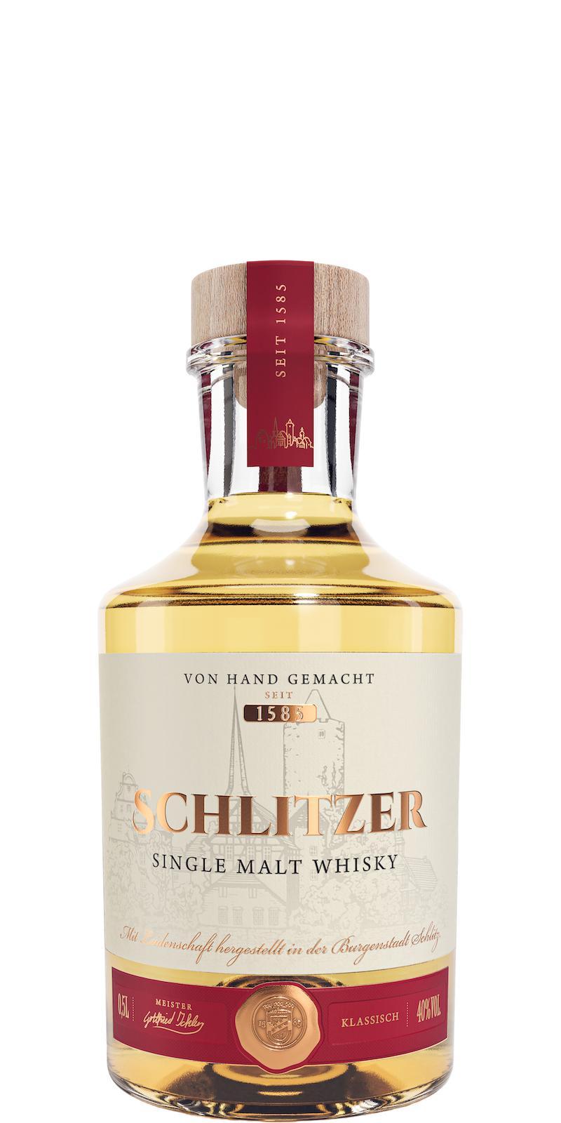 Schlitzer Single Malt Whisky