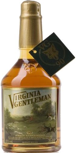 Virginia Gentleman Straight Bourbon Whiskey