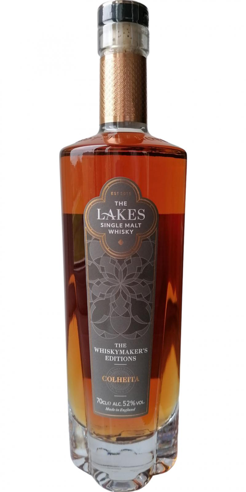 The Lakes The Whiskymaker's Editions