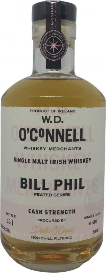 W.D. O'Connell Bill Phil - Peated Series - Single Cask