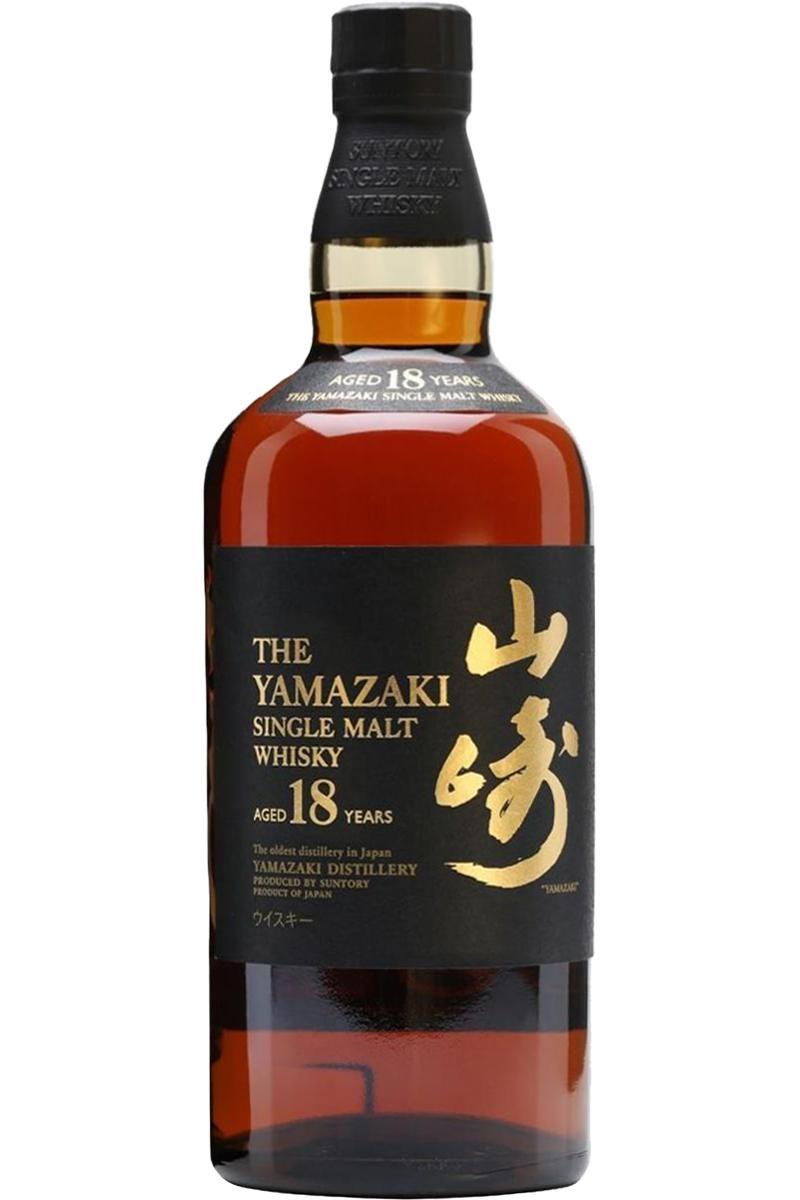 Yamazaki 18-year-old