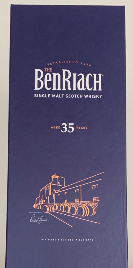 BenRiach 35-year-old