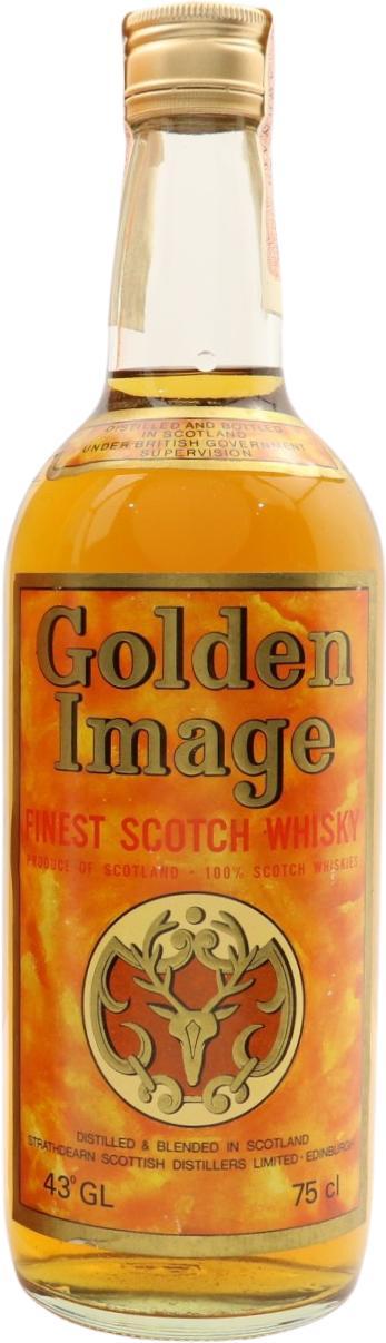 Finest Scotch Whisky Golden Image SSD