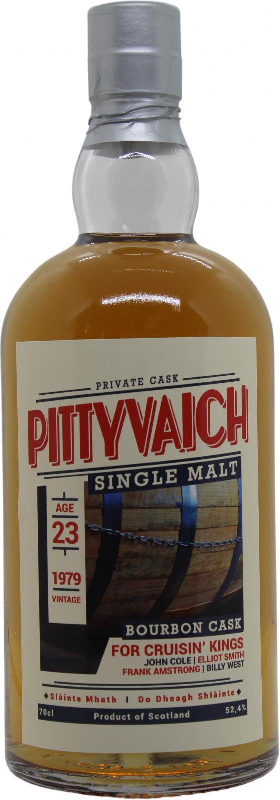 Pittyvaich 1979 UD