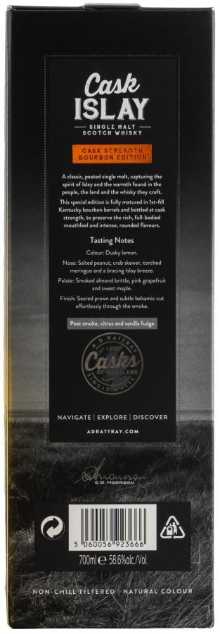 Cask Islay Bourbon Edition DR