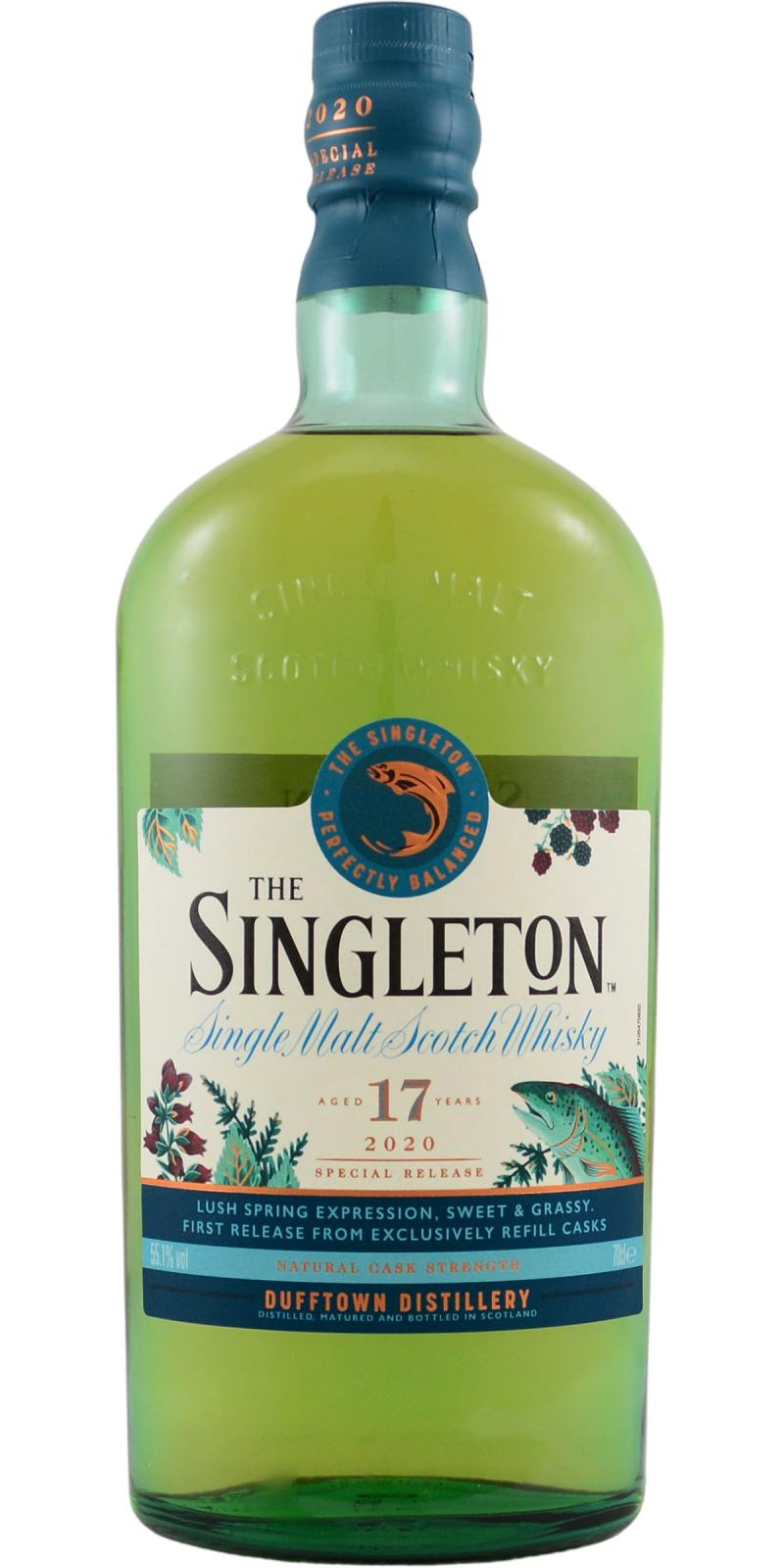 The Singleton of Dufftown 17-year-old