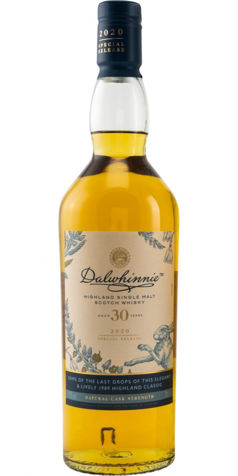 Dalwhinnie 30-year-old
